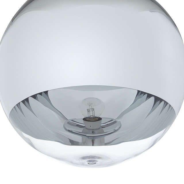 BuyTom Dixon Mirror Ball Pendant Light, Large Online at johnlewis.com