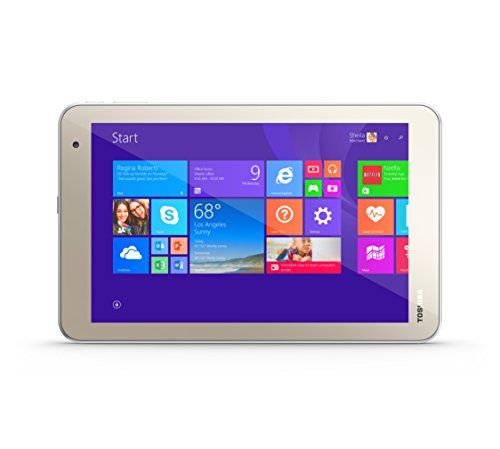 awesome Toshiba Encore 2 WT8-B32CN 8.0-Inch 32 GB Tablet gold
