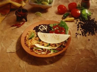 High-Protein, Nonmeat & Nondairy Meals http://www.livestrong.com/article/555831-high-protein-non-meat-non-dairy-meals/