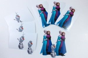 Anna and Elsa Pictures