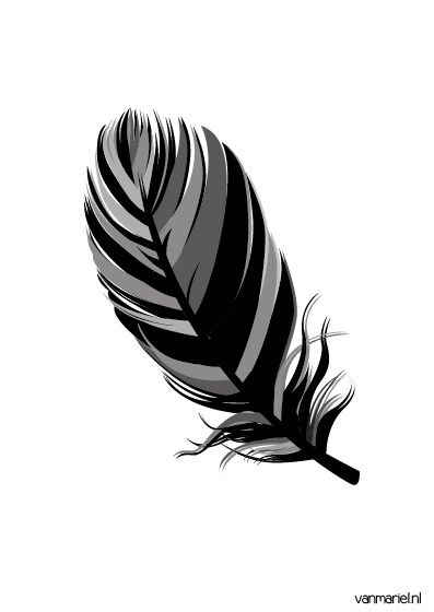 #Feather #Veer - #Quotes - Buy it at www.vanmariel.nl - Poster € 3,95 - Card € 1,25