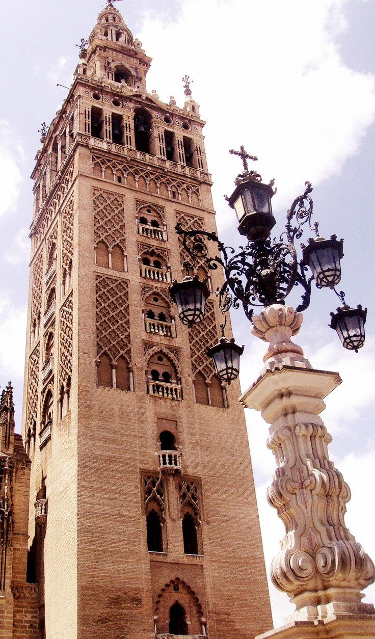 Giralda. Séville, Espagne
