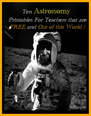 10 Out of this World Resources for Teaching Astronomy!