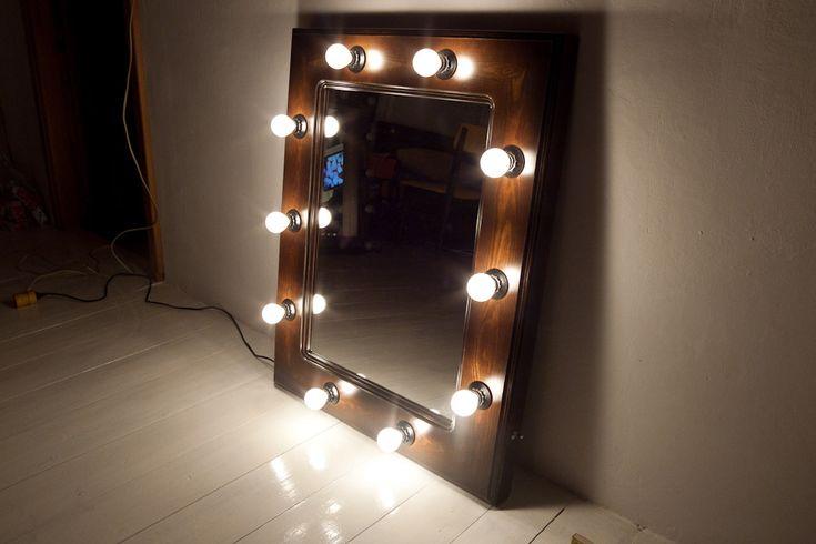 Гримёрные зеркала | Theatre Dressing Room Mirrors - Сушников Евгений