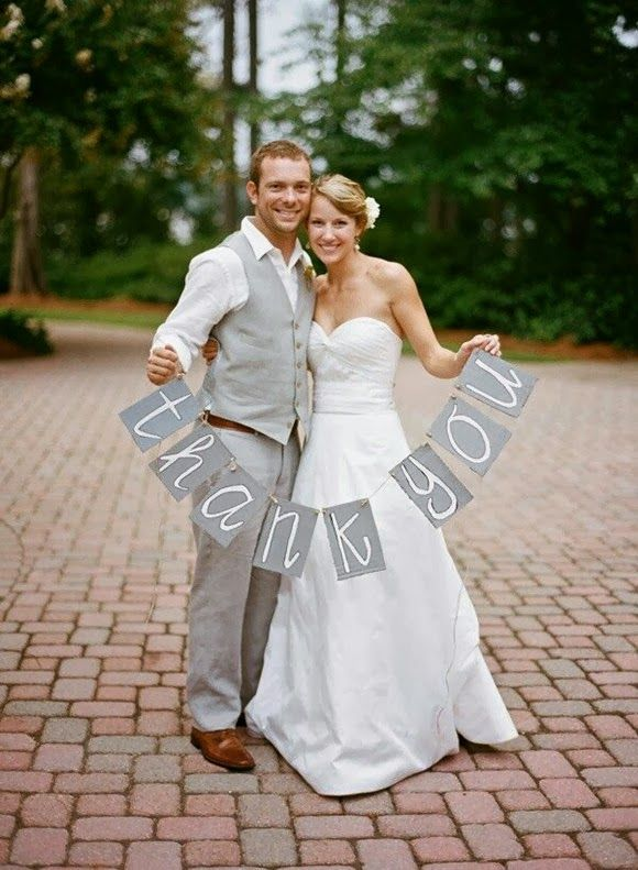☞☞☞ wedding photo ideas thank you