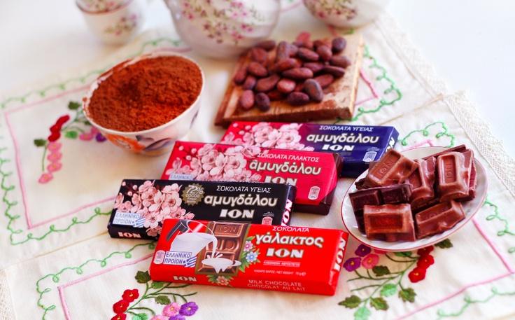 #greek chocolates