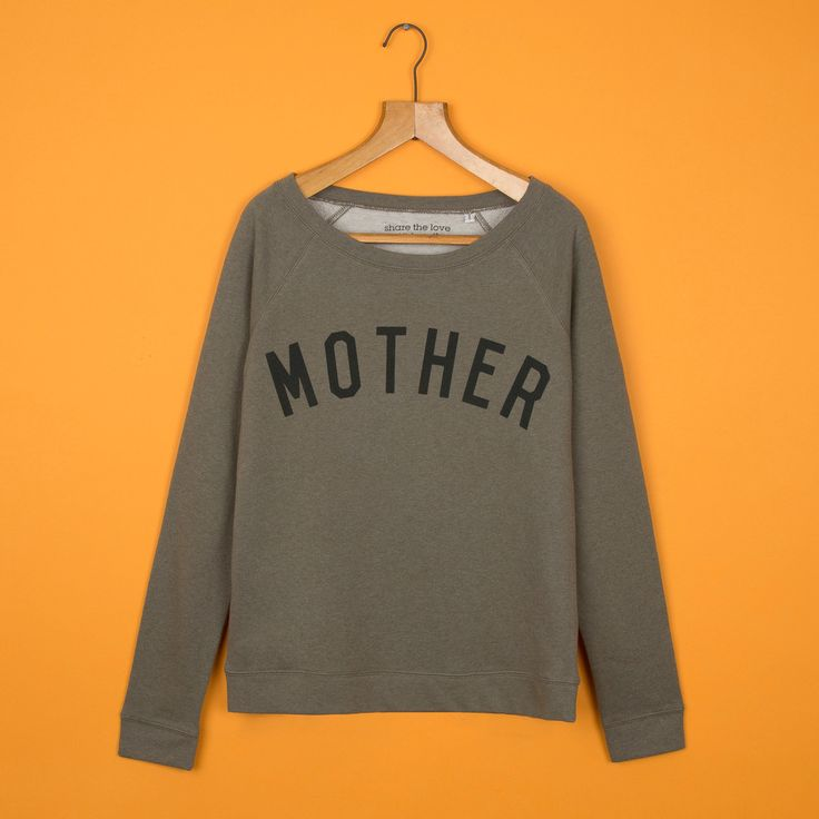 Moss Mother Sweatshirt <br>By Selfish Mother