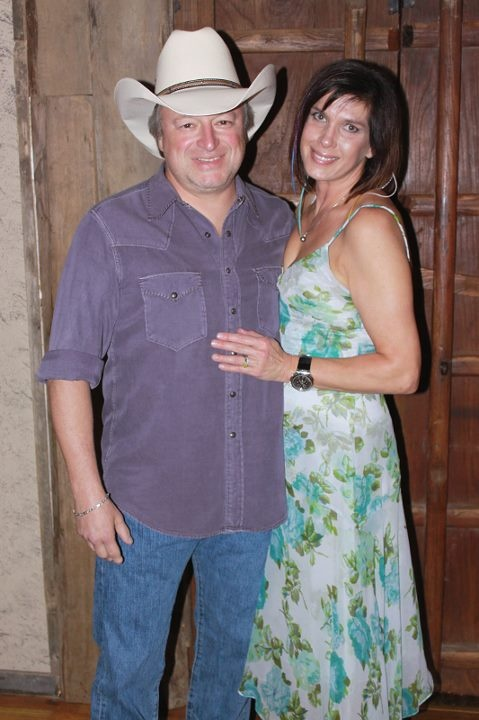 Mark and wife Tracie   MUSIC-----MARK CHESTNUT   Cowboy ...