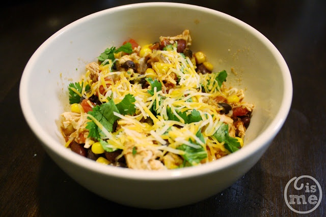 Healthy Crock Pot Chicken Taco Chili | Food I nEEd to Try: SaVory | P ...