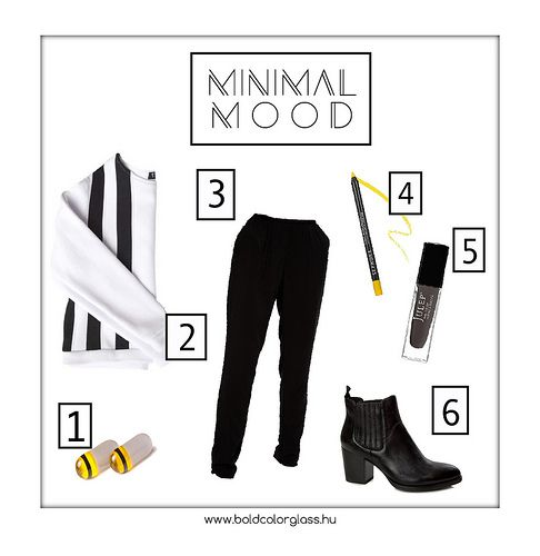 February Outfit | Minimal Mood | bold.color.glass blog