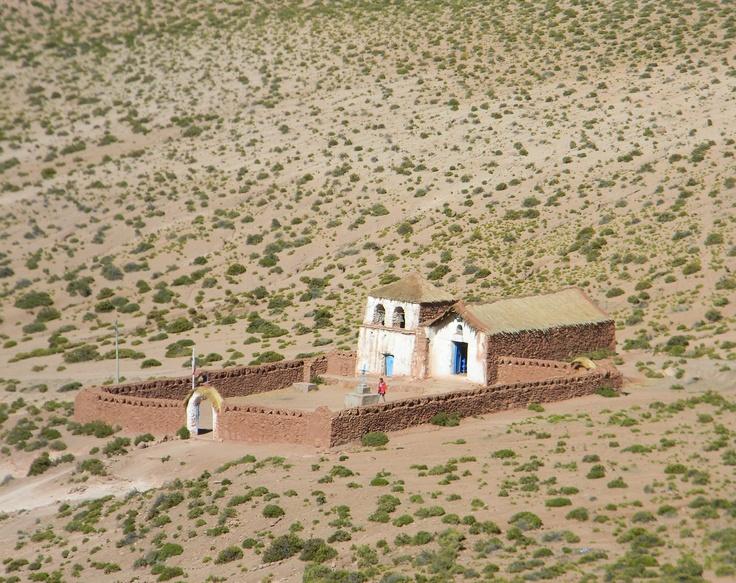 Pueblo de Machuca. Foto de Victoria Vera Palma.