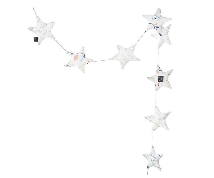 Διακοσμητικά κούνιας StarDust White Dreamcatcher