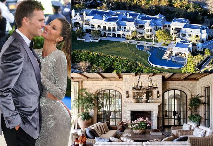 Take An Exclusive Tour Inside Jaw Dropping Celebrity Houses We