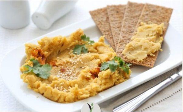 Хумус — любимая израильская закуска