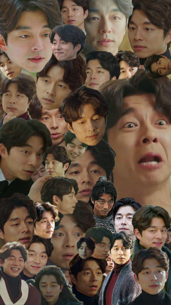 Goblin -kim shin / goong yoo / wallpaper