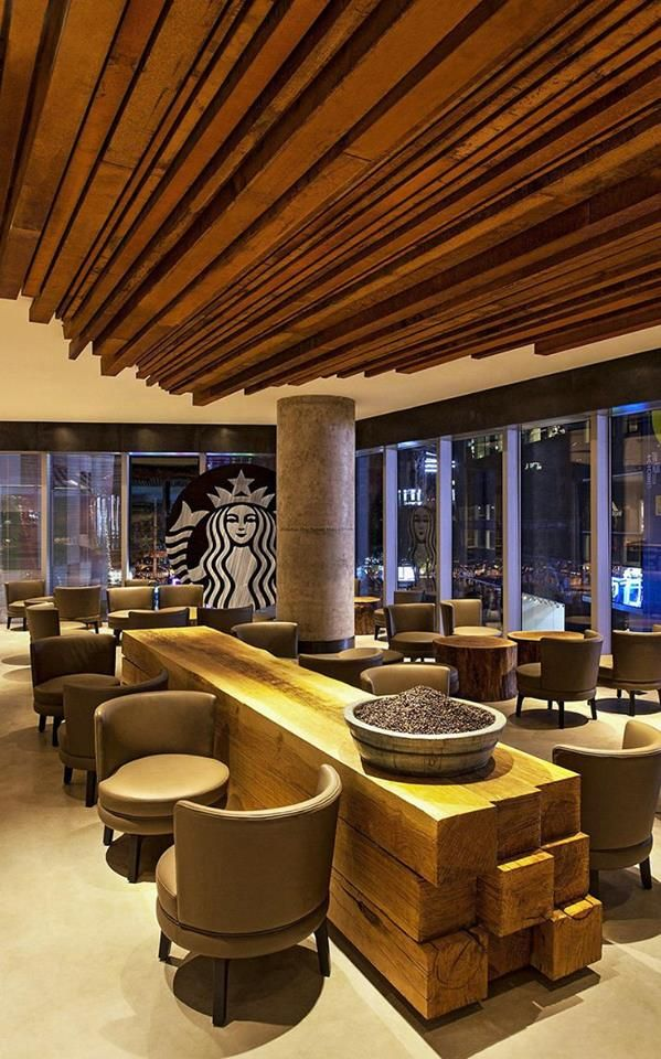 In China Starbucks Doesnt Sell Coffee To Make Its Millions It Rents Couches