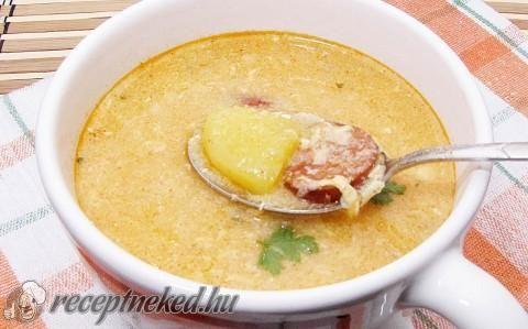 Rosztyókaleves - Rosztyókaleves recept Hajdu Istvan konyhájából - Receptneked.hu