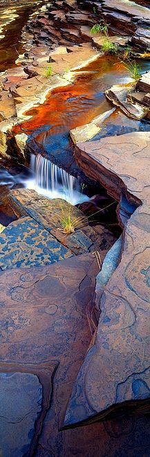 Kalamina Gorge, Karijini, Western #Australia