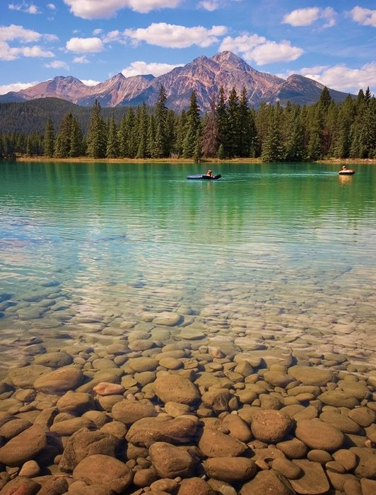 Lake Edith Jasper National Park Alberta Canada & 12 best Alberta Camping images on Pinterest | Alberta canada ...