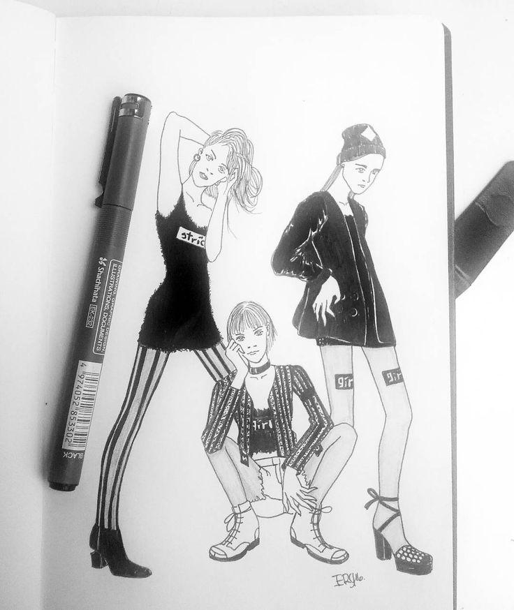 Wang girls !by eli-zarath8