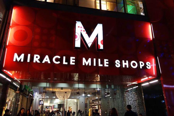 Miracle mile las vegas coupons