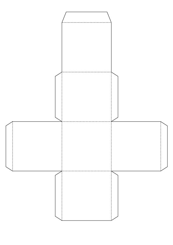 Free Printable Gift Box Templates To Color Gift Box Template Printable Gift Box Template Box Templates Printable Free