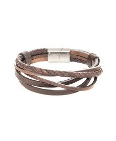 AROCK by a&a man - Zam Bracelet Brown