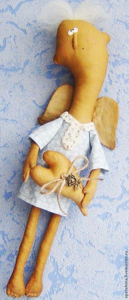 Ангел - коричневый,ангелочек,ангел,подарок,подарок на любой случай,авторская ручная работа