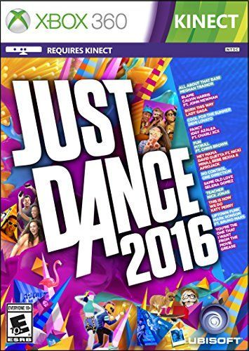 Just Dance 2016 - Xbox 360 Ubisoft http://smile.amazon.com/dp/B00ZE360UW/ref=cm_sw_r_pi_dp_-KPhwb196H1XJ