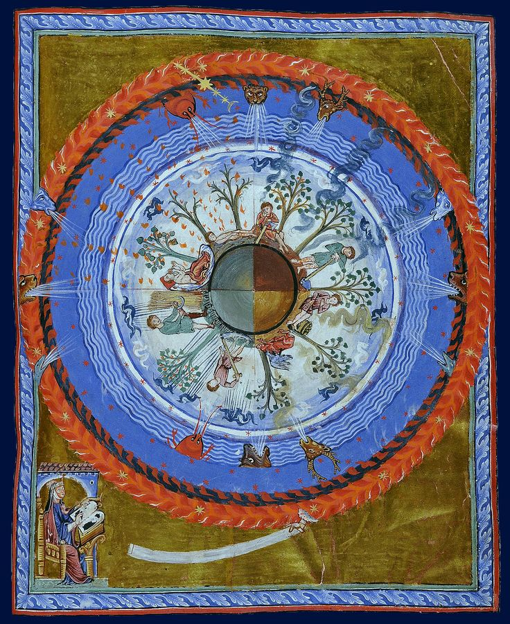 17 Best Images About HILDEGARDA VON BINGEN On Pinterest