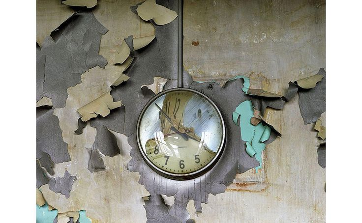 Melted Clock from a school...this is real, no person did this just nature...: High School, Yves Merchant, Cass Technical, Ruins, Detroit, Melted Clock, Clocks, Abandoned