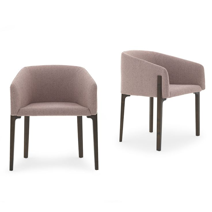 Shop suite ny for the chesto dining chair by patrick for Small contemporary armchairs