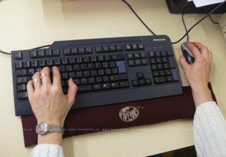 Podložka ke klávesnici | Lavennis