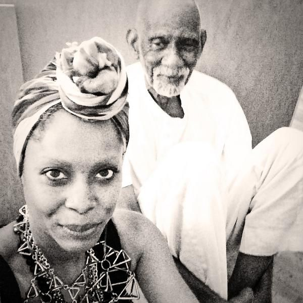 Badu:  Dr. Sebi you are great a healer.