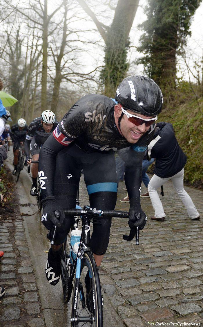 Ian Stannard - Sky Pro Cycling Team