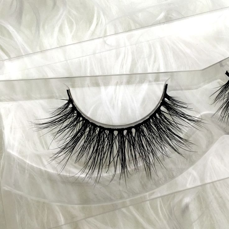 Free shipping premium 100 real siberian mink strip for Craft eyes with lashes