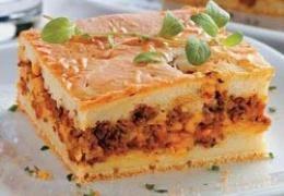 Miniatura do Torta de Carne Moída