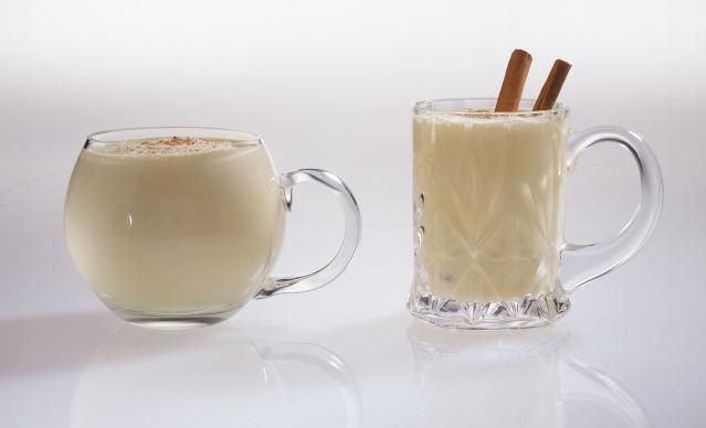 12 Eggnog Recipes for Everyone to Enjoy: Brandy Eggnog