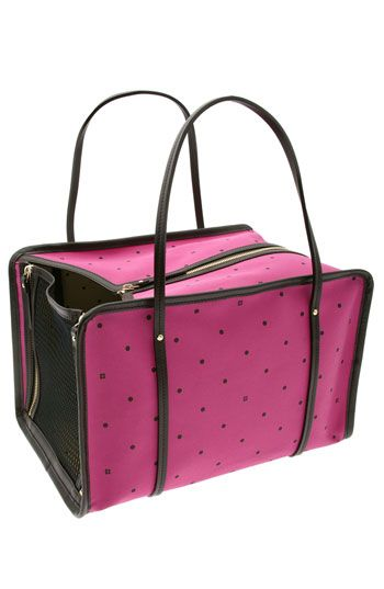 kate spade 'larabee noel' small pet carrier available at #Nordstrom