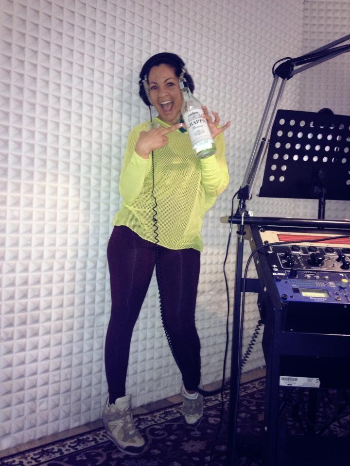 Welcome To Mi Fiesta !  New Album  Seo Fernandez  Barbara Jimenez Marco Cicognani Seo Fernandez studio de grabación   http://seofernandez.wordpress.com  http://www.3soundrecord.it