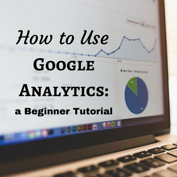 Google Analytics tracks tons of data about your readers & their behavior. Here's what you need to know most about how to use Google Analytics as a blogger.