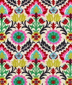 Waverly Santa Maria Desert Flower Fabric