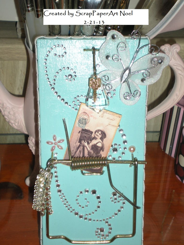 21 best images about mouse trap decor on pinterest mouse traps other and nautical - Trap decor ...