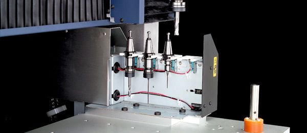 """MDX-540 Benchtop Milling Machine    19.6(X) x 15.7(Y) x 6.1""""(Z)[500 (X) x 400 (Y) x 155 mm (Z)]      Lease Price  MDX-540: $441 US/month*  MDX-540A: $672 US/month*  MDX-540S: $567 US/month*  MDX-540SA: $777 US/month*"""