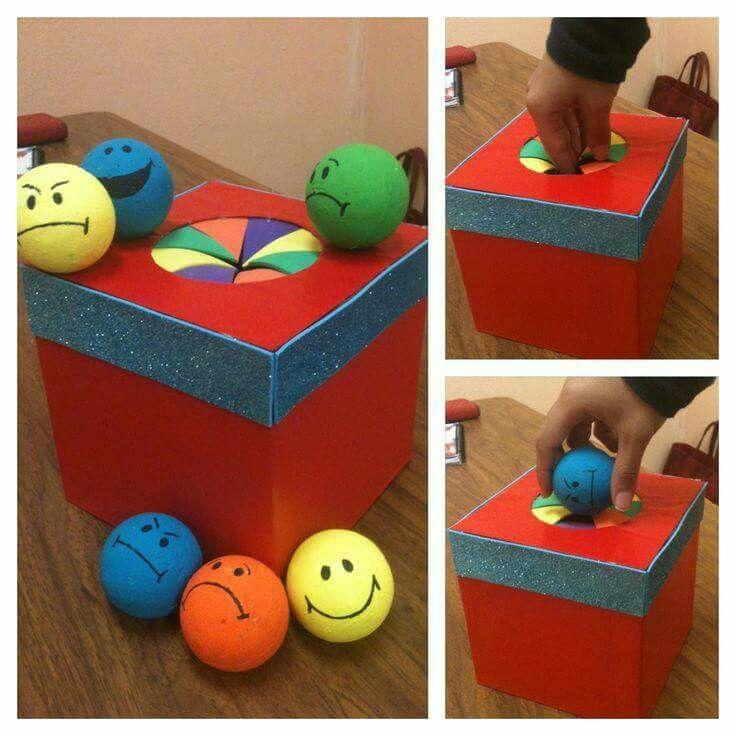 La caixa de les emocions