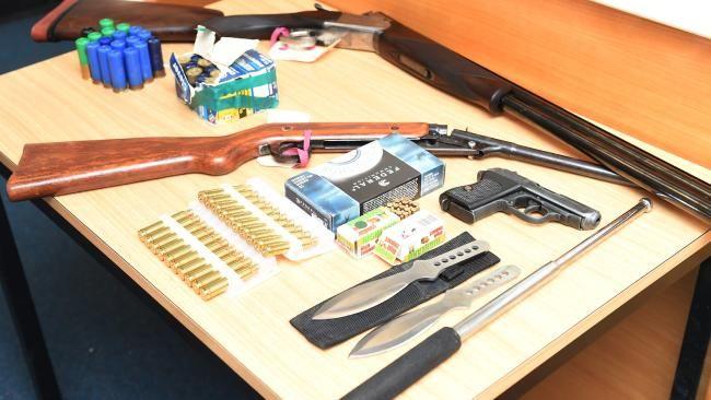 NT top bikie cop believes police winning war on organised crime | NT News