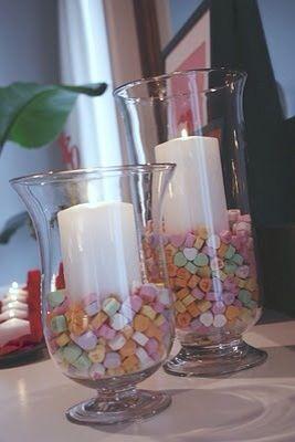 February apothecary jars