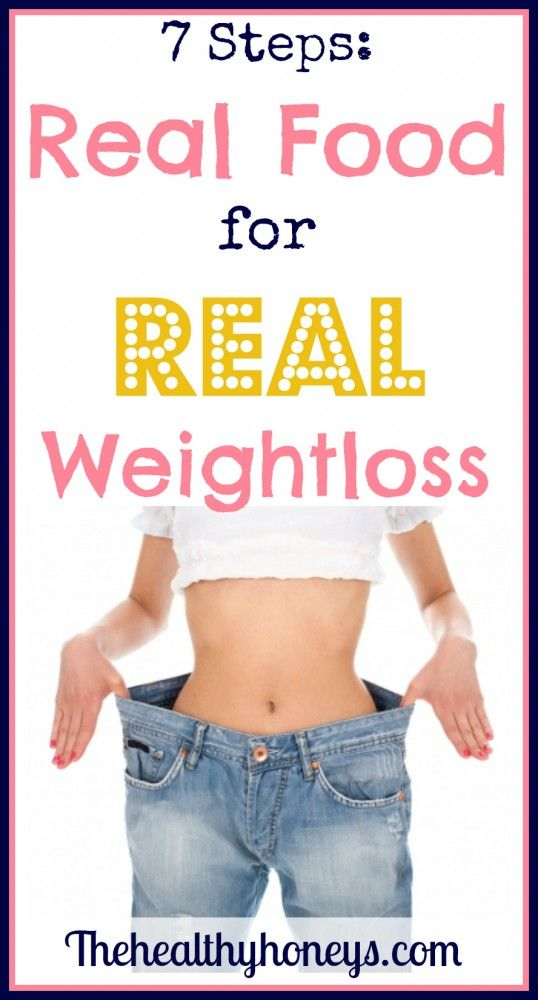 Real food weightloss. Some great tips!