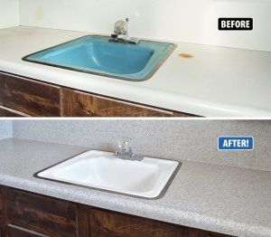 53 Best Countertop Refinishing Images On Pinterest