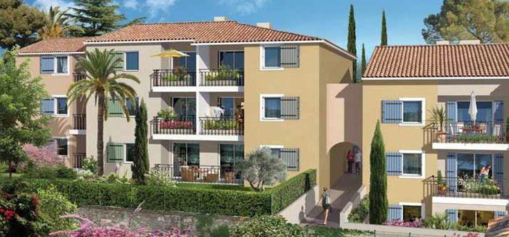 Investissez en loi Pinel près de Nice et Antibes ! Une résidence à l'architecture provençale dans un village alliant harmonie et authenticité.
